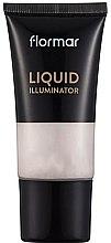 Voňavky, Parfémy, kozmetika Tekutý rozjasňovač - Flormar Liquid Illuminator
