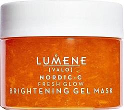 Voňavky, Parfémy, kozmetika Rozjasňujúca gélová maska na tvár - Lumene Valo Nordic-C Fresh Glow Brightening Gel Mask