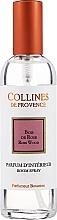 Voňavky, Parfémy, kozmetika Sprej do miestnosti Rose wood - Collines De Provence Rose Wood Room Spray