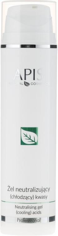 Chladiaci gél neutralizujúci kyseliny - APIS Professional Home TerApis Neutralising Gel (Cooling) Acids