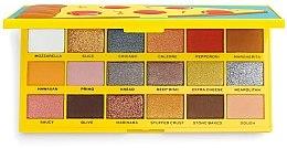 Voňavky, Parfémy, kozmetika Paleta tieňov na viečka - Makeup Revolution I Heart Revolution Tasty Palette Pizza