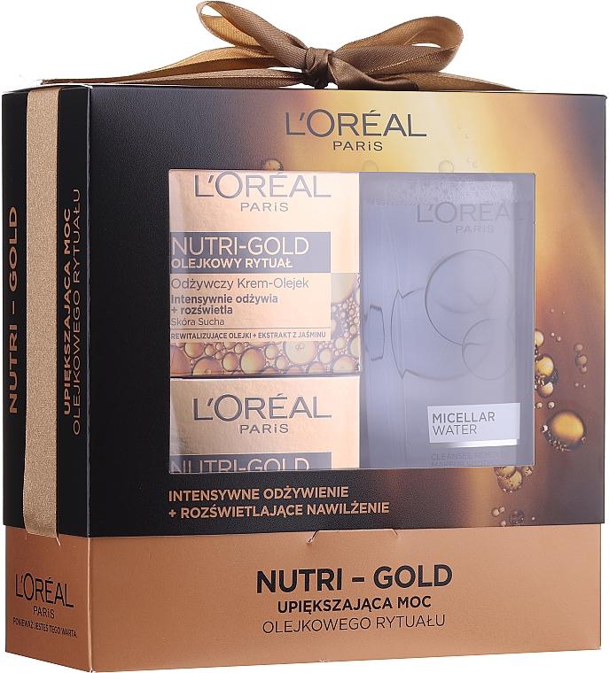 Sada - Loreal Nutri Gold