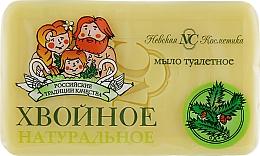 """Voňavky, Parfémy, kozmetika Toaletné mydlo """"Ihličnaté"""" - Nevská kozmetika"""