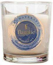 """Voňavky, Parfémy, kozmetika Vonná sviečka """"Pokojný spánok"""" - Flagolie Fragranced Candle Rest Sleep"""