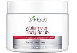Voňavky, Parfémy, kozmetika Telový peeling - Bielenda Professional Watermelon Body Scrub