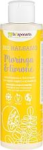 """Voňavky, Parfémy, kozmetika Balzam na vlasy """"Moringa a citrón"""" - La Saponaria Bio Balsamo Moringa & Limone"""