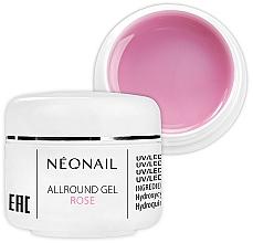 Voňavky, Parfémy, kozmetika Jednofázový ružový gél - NeoNail Professional Allround Gel Rose
