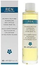 Voňavky, Parfémy, kozmetika Olej na telo - Ren Atlantic Kelp And Microalgae Anti-fatigue Body Oil