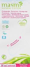 Voňavky, Parfémy, kozmetika Každodenné hygienické vložky - Masmi Natural Cotton Anatomical