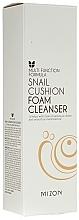 Voňavky, Parfémy, kozmetika Slimačia pena na umývanie - Mizon Snail Cushion Foam Cleanser