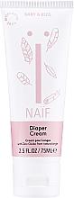 Voňavky, Parfémy, kozmetika Detský krém na plienkovú vyrážku - Naif Baby Diaper Cream