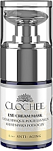 Voňavky, Parfémy, kozmetika Intenzívny regeneračný krém / maska na oči - Clochee Intensive Regenerating Eye Cream/Mask