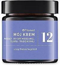 Voňavky, Parfémy, kozmetika Bylinný krém - Fitomed Herbal Cream Nr12