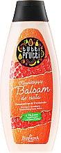 "Voňavky, Parfémy, kozmetika Balzam na telo ""Pomaranč a jahoda"" - Farmona Tutti Frutti Body Lotion"