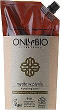 Voňavky, Parfémy, kozmetika Hypoalergénne tekuté mydlo - Only Bio Fitosterol Hypoallergenic Liquid Soap (doy-pack)