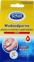 Voňavky, Parfémy, kozmetika Vodotesné lepidlá pre obväzy - Scholl Waterproof Bandages