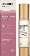 Voňavky, Parfémy, kozmetika Anti-age krém-gél - SesDerma Laboratories RetiAge Anti-aging Gel Cream