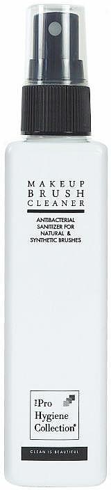 Rýchloschnúci sprej na čistenie a dezinfekciu štetcov na makeup - The Pro Hygiene Collection Antibacterial Make-up Brush Cleaner