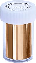 Voňavky, Parfémy, kozmetika Fólia na nechtový dizajn - NeoNail Professional (1 ks)