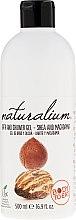 """Voňavky, Parfémy, kozmetika Sprchový a kúpeľový gél """"Shi a Macadamia"""" - Naturalium Shea & Macadamia Shower Gel"""