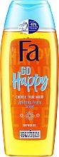 """Voňavky, Parfémy, kozmetika Sprchový gél """"Vytvor si svoju vlastnú náladu"""" s ovocnou arómou - Fa Go Happy Shower Gel"""