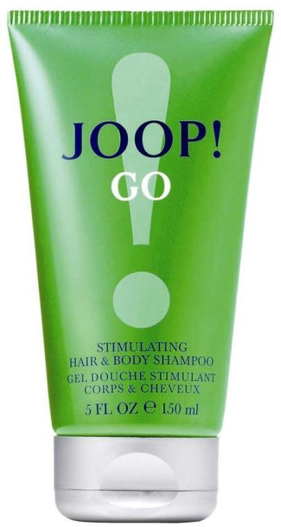 Joop! Go - Sprchový gél  — Obrázky N2