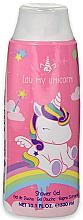 Voňavky, Parfémy, kozmetika Air-Val International Eau My Unicorn - Sprchový gél