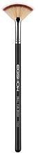 Voňavky, Parfémy, kozmetika Štetec na líčenie F655 - Eigshow Beauty Small Fan Brush