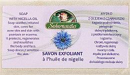 Voňavky, Parfémy, kozmetika Mydlo s olejom čiernych rasce - Efas Saharacactus Nigella Oil Soap