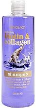 Voňavky, Parfémy, kozmetika Spevňujúci šampón s biotínom a kolagénom - Anovia Shampoo Biotin & Collagen