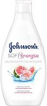 Voňavky, Parfémy, kozmetika Sprchový gél s melónom a ružovou arómou - Johnson's® Soft & Energise Shower Gel