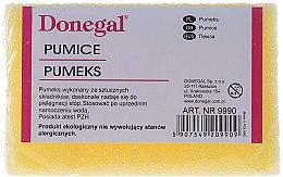 Voňavky, Parfémy, kozmetika Pemza na päty, 9990, žltá - Donegal