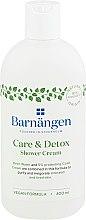 """Voňavky, Parfémy, kozmetika Krémový gél do sprchy a kúpeľa """"Starostlivosť a detox"""" - Barnangen Care & Detox Shower Cream"""