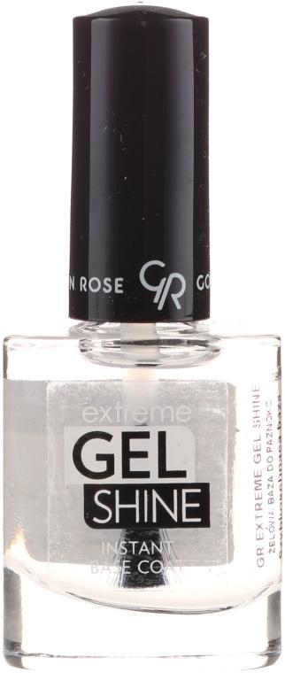 Báza pre gélový lak - Golden Rose Extreme Gel Shine Instant Base Coat
