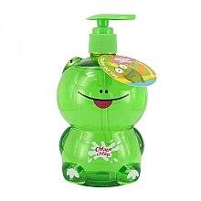"""Voňavky, Parfémy, kozmetika Detský sprchový gél """"Žabka"""" - Chlapu Chlap Bath & Shower Gel"""
