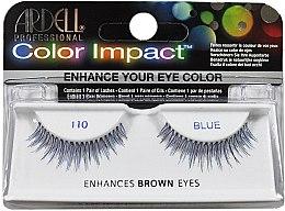Voňavky, Parfémy, kozmetika Falošné riasy - Ardell Color Impact Lash 110