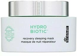 Voňavky, Parfémy, kozmetika Nočná regeneračná maska s biotickým komplexom - Dr. Brandt Hydro Biotic Recovery Sleeping Mask