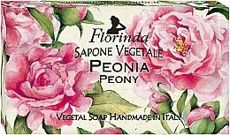 """Voňavky, Parfémy, kozmetika Prírodné mydlo """"Pivónia"""" - Florinda Peony Natural Soap"""