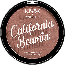 Voňavky, Parfémy, kozmetika Bronzer na tvár a telo - NYX Professional California Beamin Face & Body Bronzer