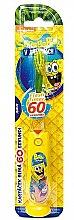 Voňavky, Parfémy, kozmetika Detská zubná kefka s časovačom - VitalCare Sponge Bob Toothbrush