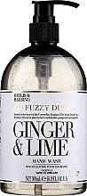 Voňavky, Parfémy, kozmetika Tekuté mydlo na ruky - Baylis & Harding Fuzzy Duck Hand Wash, Ginger & Lime