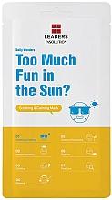 Voňavky, Parfémy, kozmetika Maska na tvár - Leaders Daily Wonders Too Much Fun In The Sun? Soothing & Calming Mask
