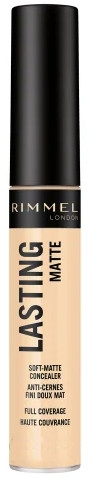 Matný korektor - Rimmel London Lasting Matte Concealer
