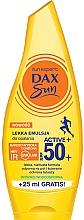 Voňavky, Parfémy, kozmetika Ľahká emulzia na telo s ochranou pred slnkom - Dax Sun Light Emulsion Active+ SPF50