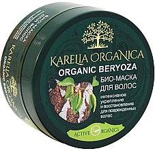 """Voňavky, Parfémy, kozmetika Biomaska na vlasy """"Organic Birch"""" intenzívne posilňovanie a obnovovanie - Fratti NV Karelia Organica"""