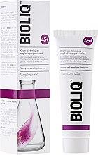 Voňavky, Parfémy, kozmetika Vyhladzujúci denný krém zvyšuje elasticitu - Bioliq 45+ Firming And Smoothing Day Cream