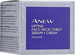 Voňavky, Parfémy, kozmetika Sérum na tvár, krk a dekolt - Avon Anew Clinical Lift & Firm Pressed Serum