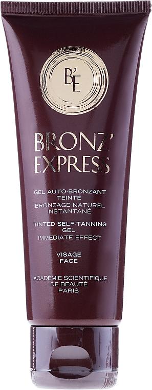 Tónovací gél na tvár - Academie Bronz'Express Gel — Obrázky N2