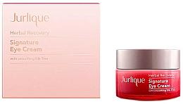 Voňavky, Parfémy, kozmetika Posilňujúci očný krém - Jurlique Herbal Recovery Signature Eye Cream