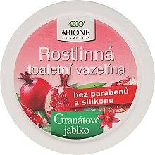 Voňavky, Parfémy, kozmetika Vazelína - Bione Cosmetics Pomegranate Plant Vaseline With Antioxidants